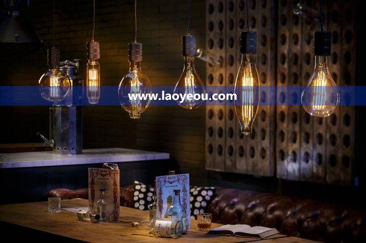 LED filament large bulb