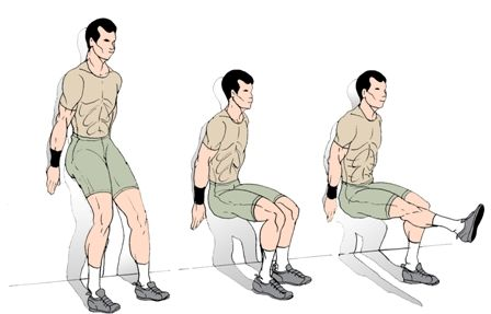 There are several benefits of practicing isometric exercises and being a form of low intensity workout it can be done by almost anyone.