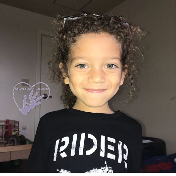 """513 Likes, 5 Comments - Mixed Raced Children (@mixedracedchildren) on Instagram: """"TJ, 3 yrs old 