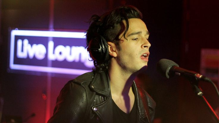The 1975 Rather Be In Live Lounge playlist And They Added A