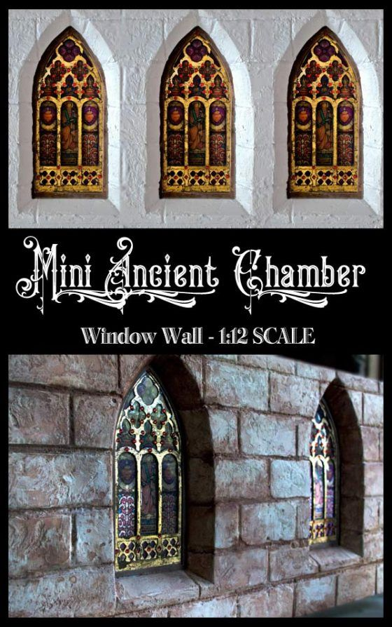 Medieval Diorama The Abandoned Boudoir Chapter One