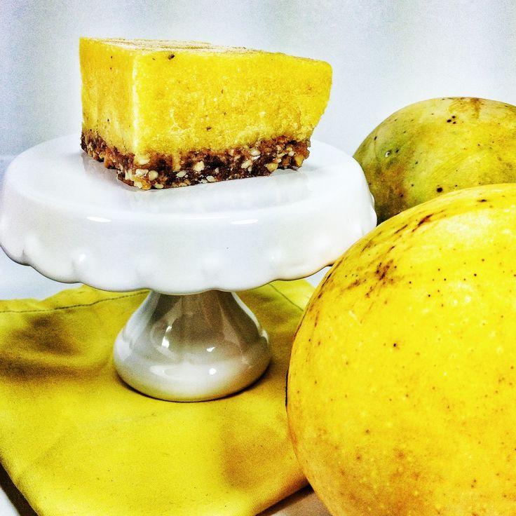 Raw Mango Cheesecake | Vie De La Vegan