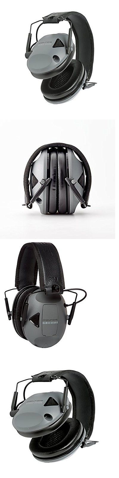 Hearing Protection 73942: Peltor Foldable Electronic Earmuffs Hearing Protectors For Shooting And Hunting -> BUY IT NOW ONLY: $60.0 on eBay!