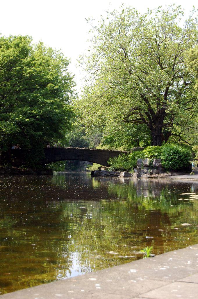 Dublino 100: attrazioni, St Stephen's Green http://italish.eu/dublino-100-attrazioni-st-stephens-green/