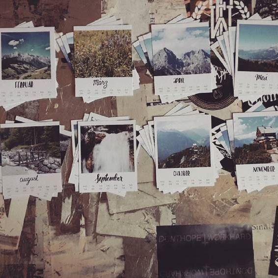 #xmas2016 - 12x monatslettering. #geschenke #kalender #wochenkalender #fotos #diy #selbermachen #stepp3 #lettering #brushlettering #handlettering #typography #letterattack inspired by @frauhoelle & @rabenhannah #52wochenösterreich #365austria #1jahrvollerurlaubserinnerungen #fuerpapa #weihnachten #earlybird by me | @svenjaharder | #svenjalovinghamburg