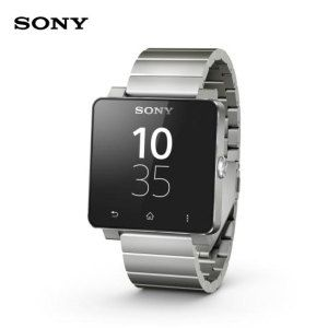 Sony SmartWatch 2 Android Watch - Silver Metal at MobileFun