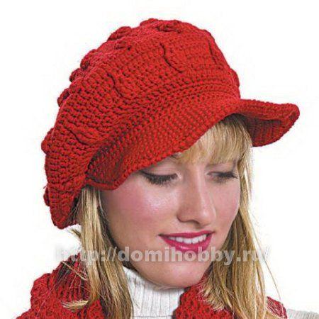 Mejores 119 imágenes de Cappelli en Pinterest | Gorro tejido ...