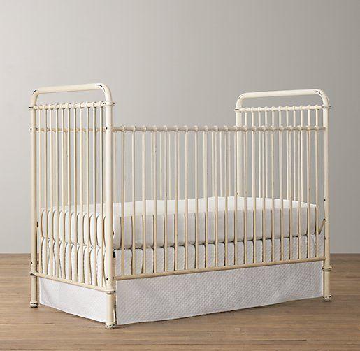 Millbrook crib, restoration hardware