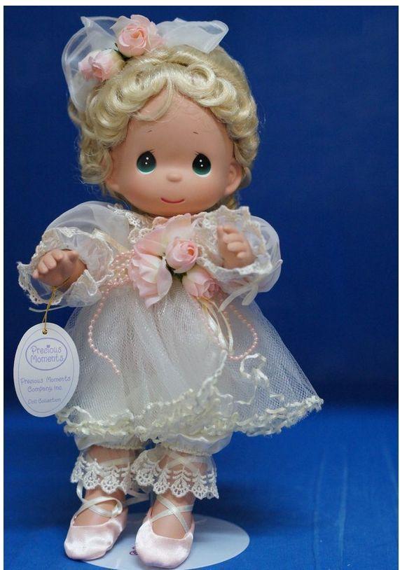 "Precious Moments Doll ""Tippy Toes"" 4256 | eBay"