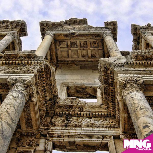 Efes Antik Kenti, Selçuk-İzmir (İonya Turları) #mngturizm #tatiliste #kültürturları #ege #efes #izmir #travel