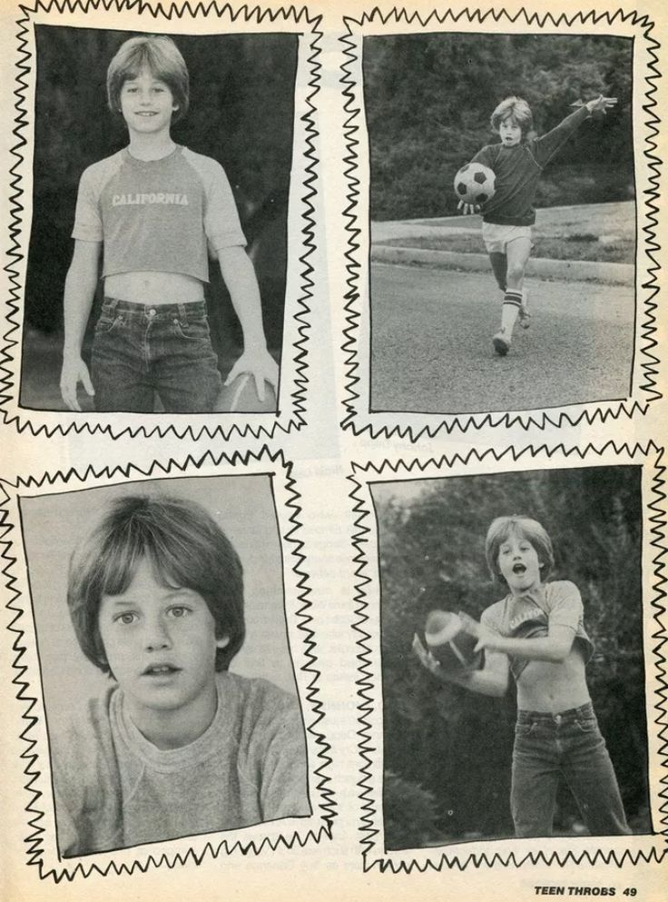 'Klassic' Kirk in the early 1980's