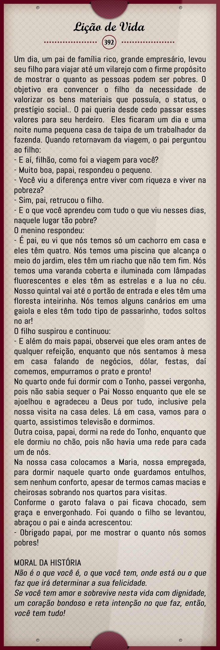 #Reflexão