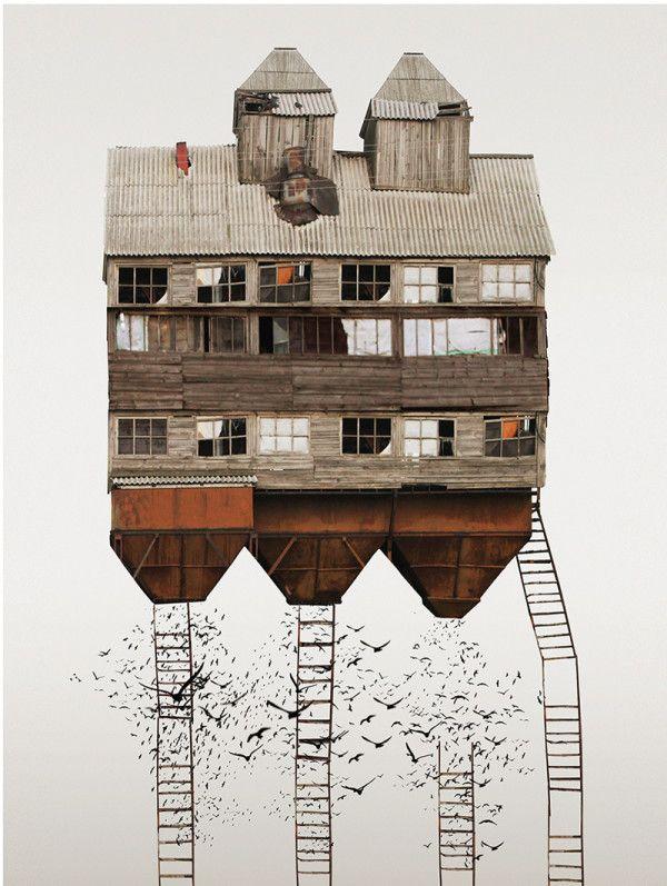 Genius Loci by Anastasia Savinova