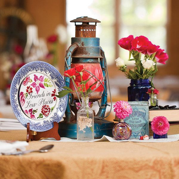 Shabby Chic Wedding Decoration Ideas: 17 Best Images About Shabby Chic Table Decorations On