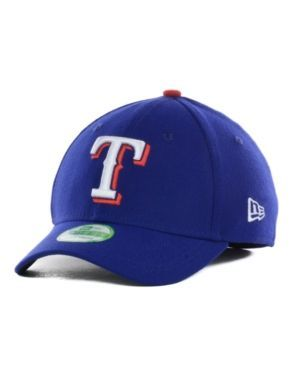 New Era Texas Rangers Team Classic 39THIRTY Kids' Cap or Toddlers' Cap - Blue Toddler