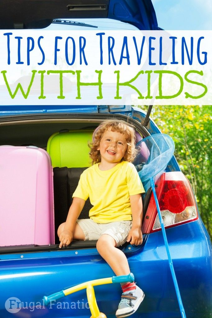 Are you planning a trip with your family? Take a look at these tips for traveling with kids to help make your trip go smoother.