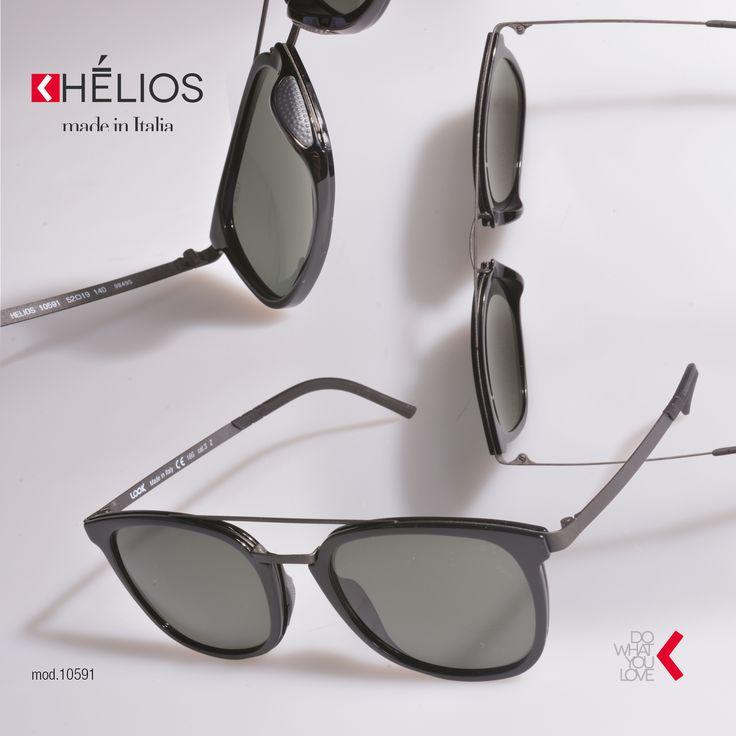 HÉLIOS – CIVIS mod. 10591  Romantic Minimal Design  Trova il negozio / Find the store: http://www.lookocchiali.it/stores-contacts/  #madeinItalia #DoWhatYouLove