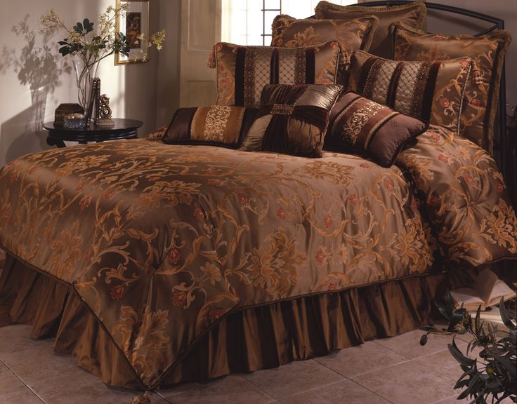 Luxury Bedding by Veratex. 233 best Bedroom Ideas images on Pinterest   Comforter sets