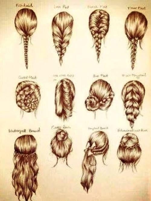 Waterfall twist ladder #braid hairstyle