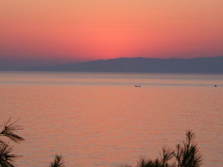 Xios Island, Sunrise