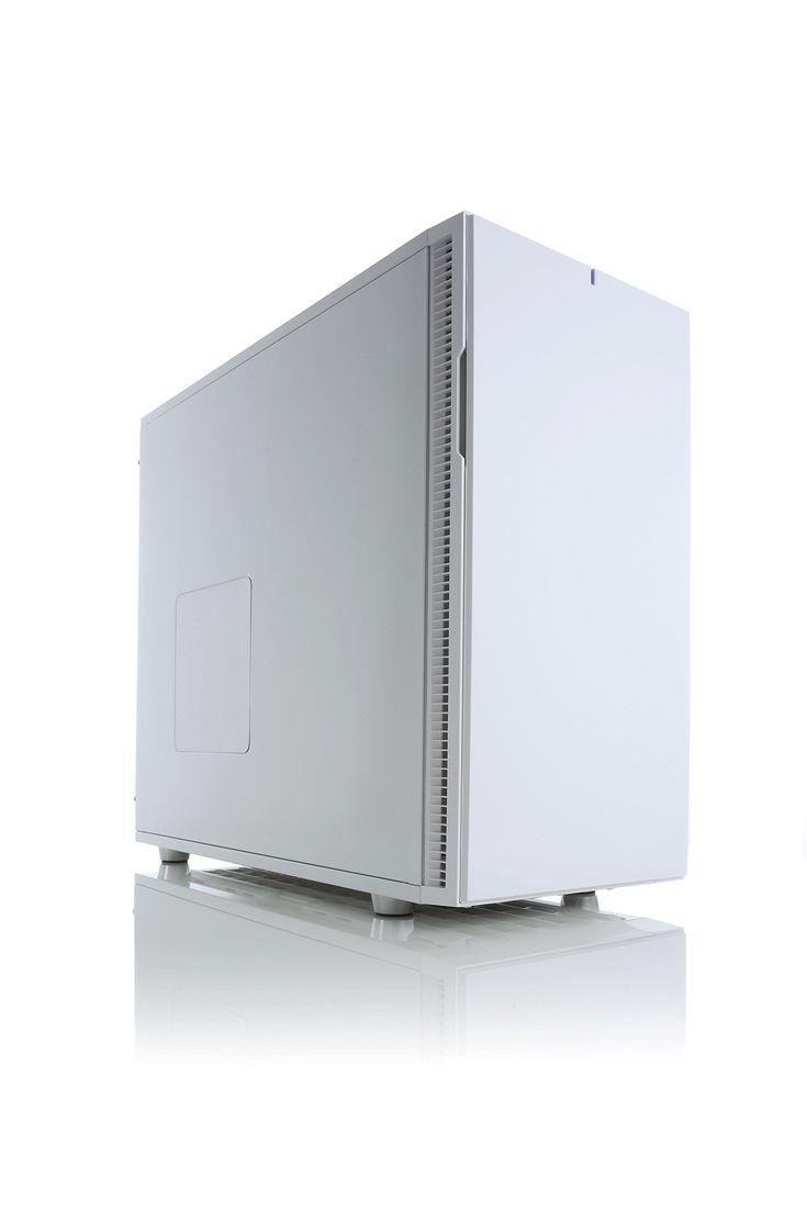 Fractal Design Define R5 White Gaming Case Cases FDCADEFR5WT