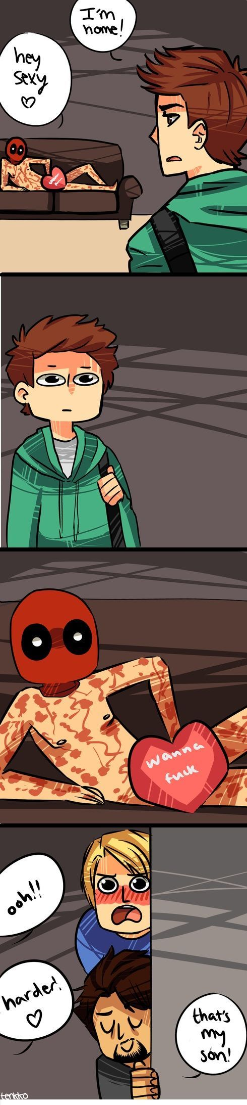 Image result for superfamily spideypool