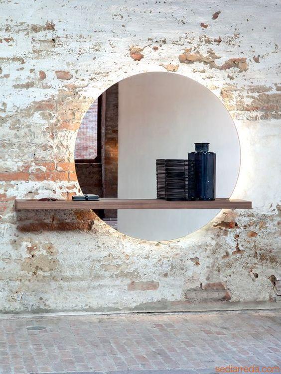 Ter espelhos em casa ajuda a manter a energia positiva e a evitar que a negativa entre.