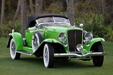 1932 Auburn Speedster – #Auburn #Speedster   – Autos