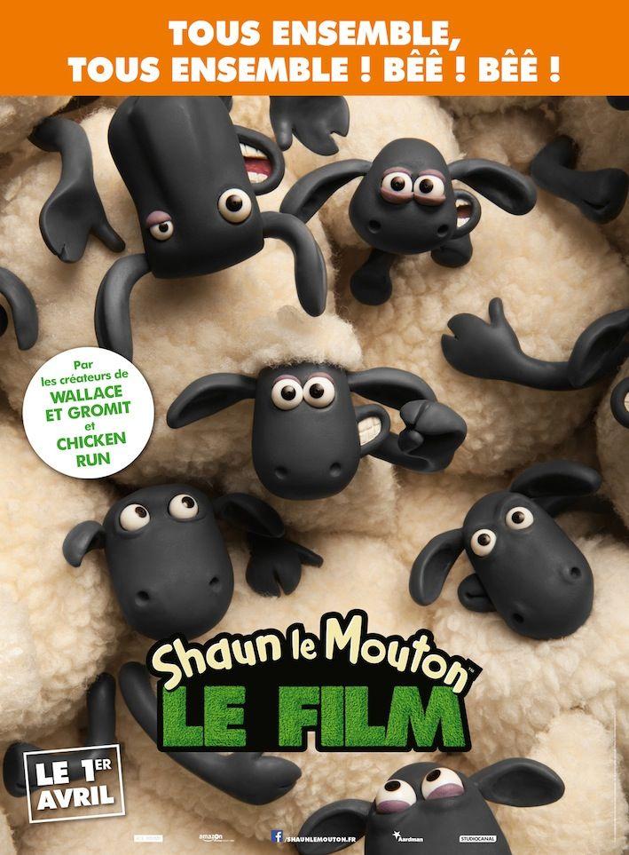 Critique de Shaun le Mouton des studios Aardman en salles françaises le 1er avril 2015