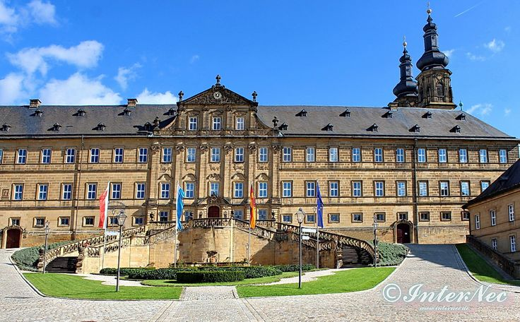 Kloster Banz     www.internec.de