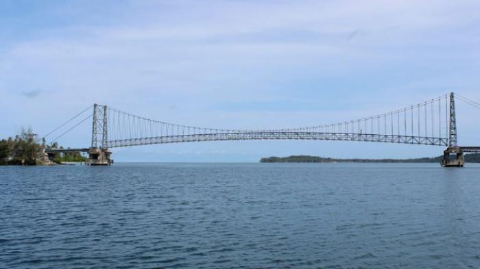 Wisata Unik Aceh - Wah, Ada Jembatan Sydney Harbour di Serambi Mekah