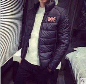 Men's collar short winter jacket coat is your stylish choice for this winter. It can be worn as casual wear during Winter, Autumn and Spring.   #menfashion #jacket #coat #casualwear