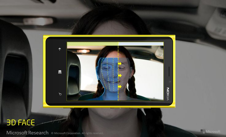 Windows Mobile 3D Face Scanner APP | Research (1/1) - - STEREOSCOPY - 3DStreaming