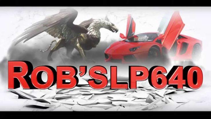 Lamborghini Replica for sale $21,000   Robert Ward of Rob's LP 640
