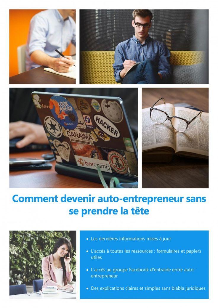 devenir auto-entrepreneur et créer son entreprise sur internet