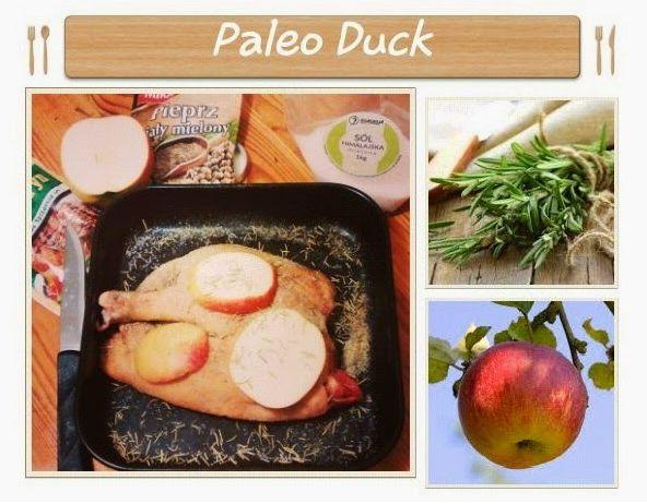 paleo duck