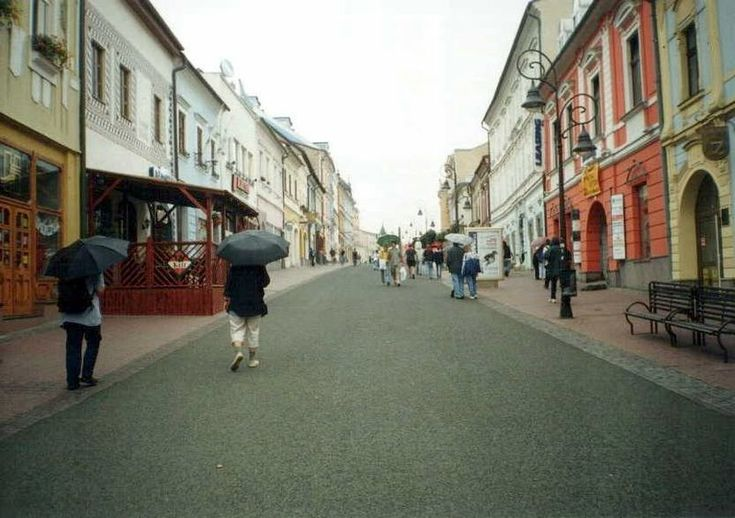 Slovakia Banska-bystrica1 - Besztercebánya – Wikipédia