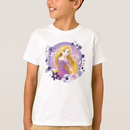 Rapunzel - I Light my Own Way T-Shirt - tap to personalize and get yours