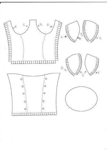voilà j'ai suprimé le tuto de ce corset car je l'avais réalisé pour aider le montage ! mais c'était pas perdu pour tout le monde puisqu'il a été revendu ....... maintenant vous trouverez sur le net d'autres explications pour le réaliser . et comme je...