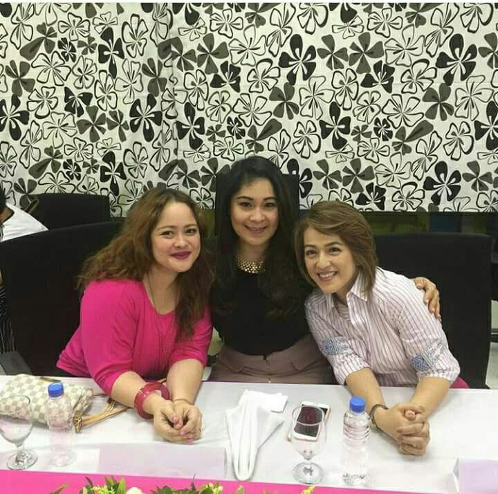 Manilyn Reynes, Sheryl Cruz & Tina Paner on the upcoming GMA7 Primetime soap - Meant To Be