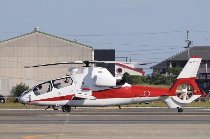 Kawasaki Heavy Industries / 陸上自衛隊 - Japan Ground Self-Defense Force Kawasaki OH-1 32601