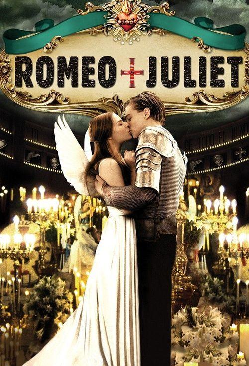 Romeo + Juliet, Movie Poster
