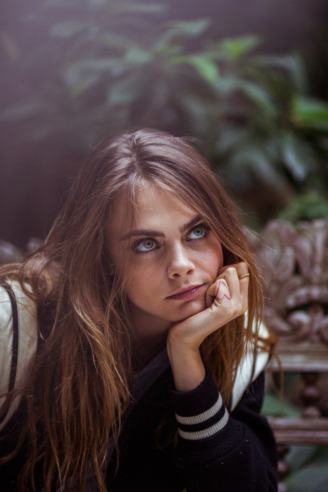 Cara Delevingne by Bryan Derballa for The New York Times July 2015