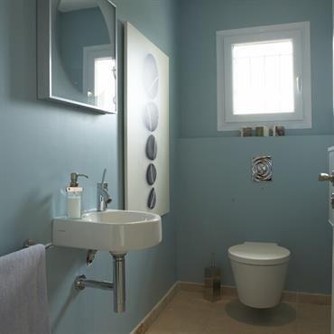 1000 ideas about amenagement toilettes on pinterest - Modele de toilette wc ...