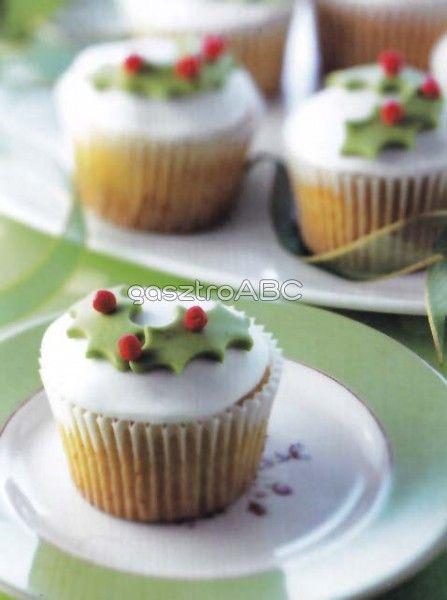 Karácsonyi tortácska | Receptek