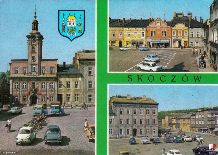 Ratusz, Skoczów -