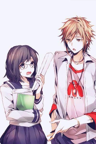 153 best images about anime manga xd on pinterest - Anime gamer boy ...