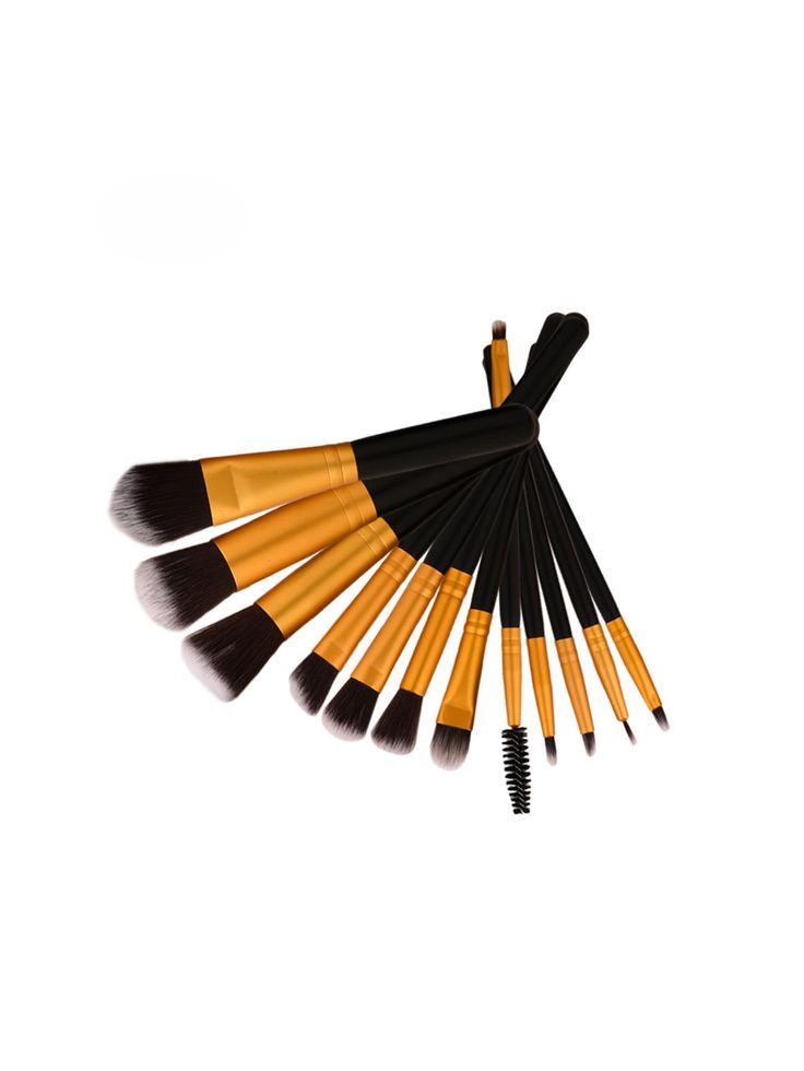 Professional Cosmetic Brush Set