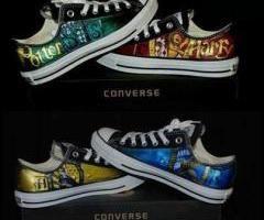 Harry Potter Converse.