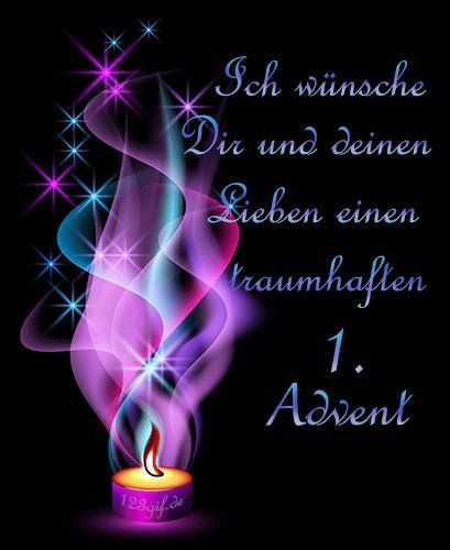 1.Advent von 123gif.de
